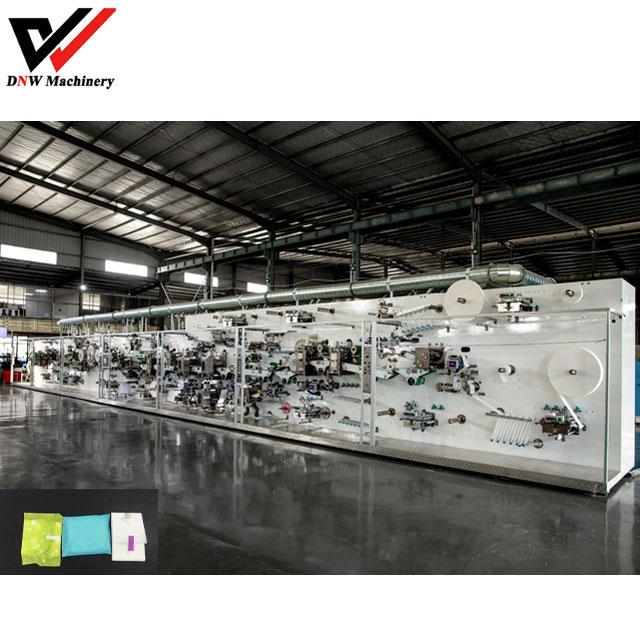 China DNW Diaper Machine Manufacturer Co Ltd   BangTrade.com