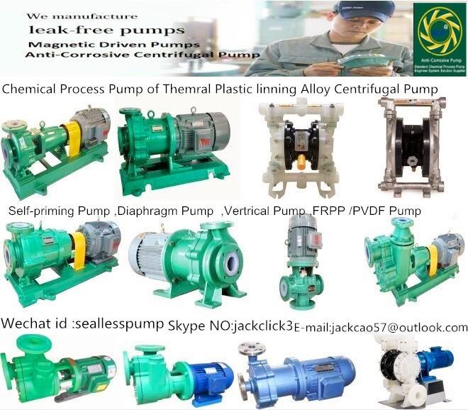 Phosporic acid transfer  Chemical process pump   | BangTrade.com
